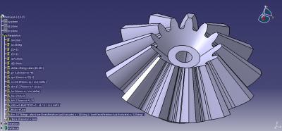 2-افزونه طراحی چرخدنده به کمک کتیا