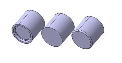 3-انواع پیستون (عوامل تولید در دایکست)