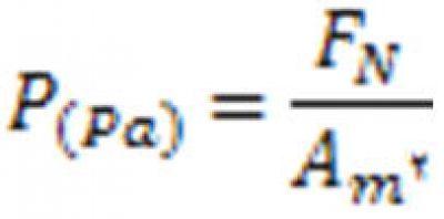 2-فرمول فشار (مبانی هیدرولیک)